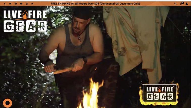 Live Fire Gear Affiliate Program