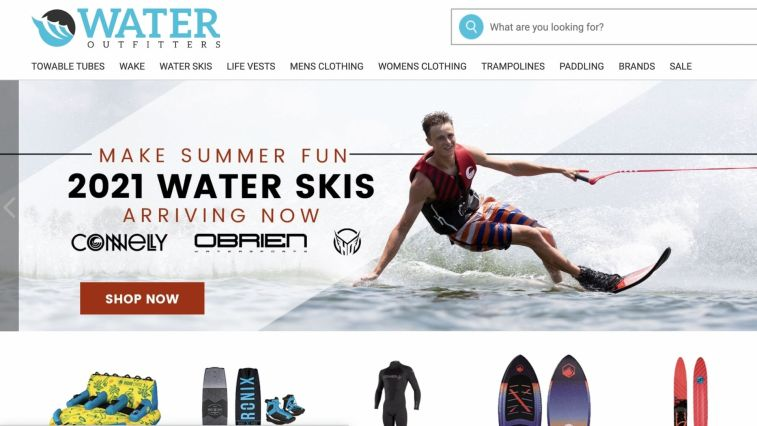 Water Outfitters Affiliate Program