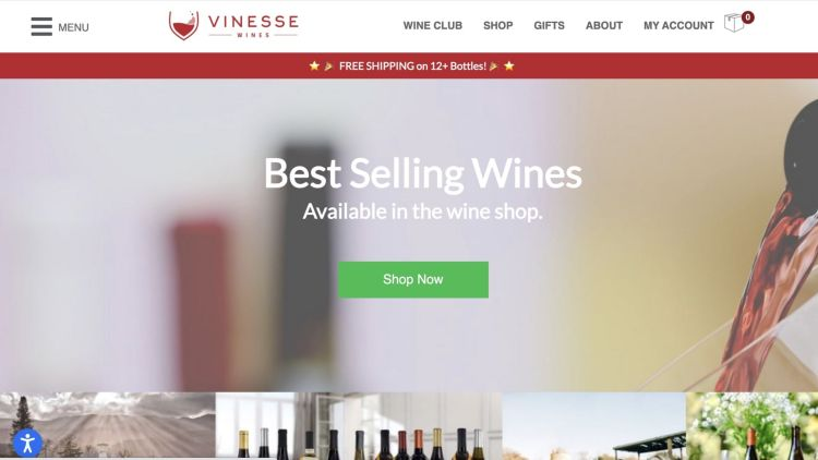Vinesse Wines Affiliate Program