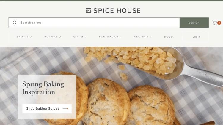The Spice House affiliate program