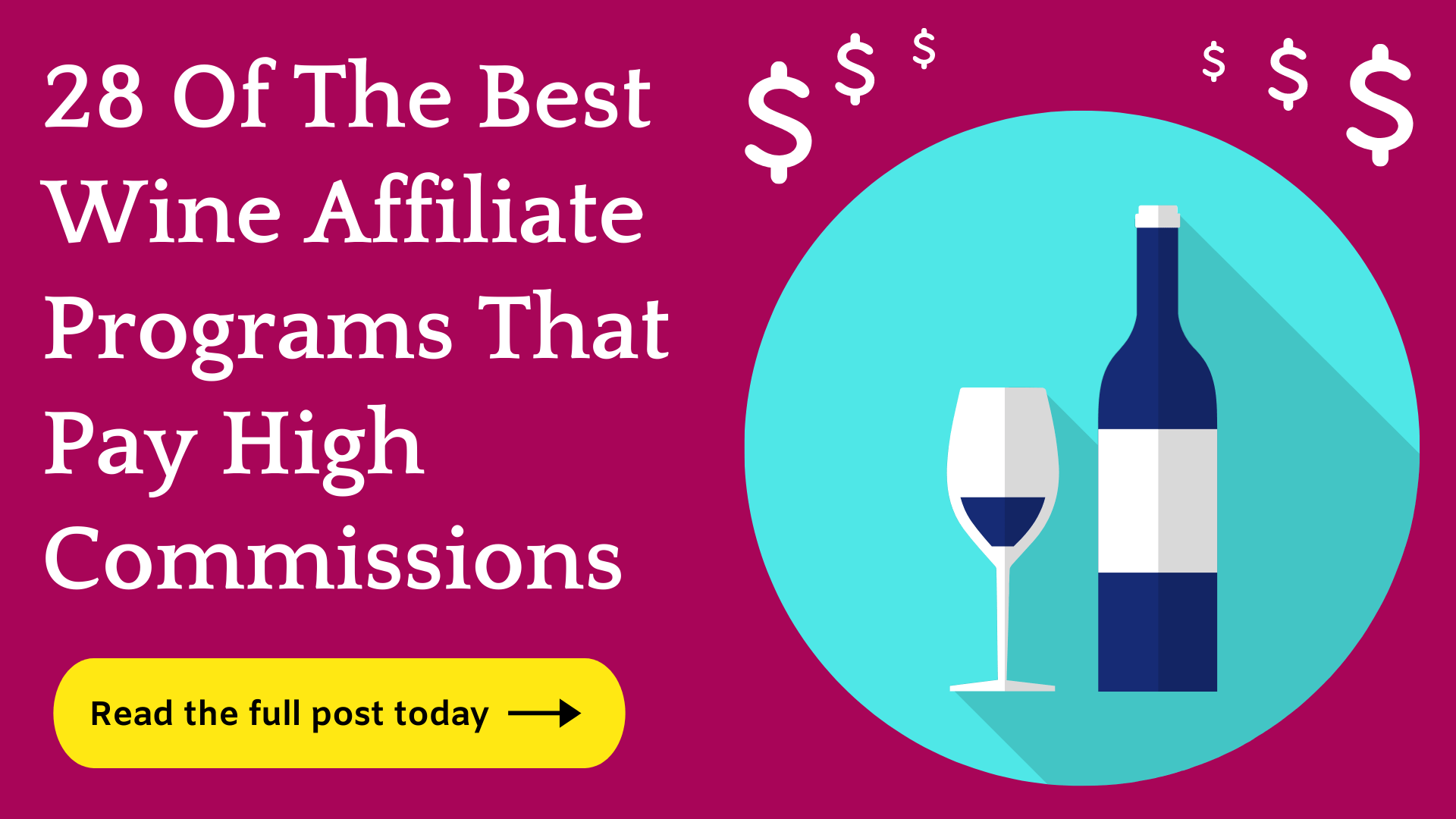wine affiliate programs