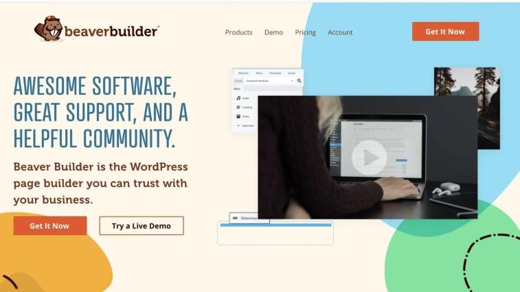 Elementor Alternatives: Beaver Builder