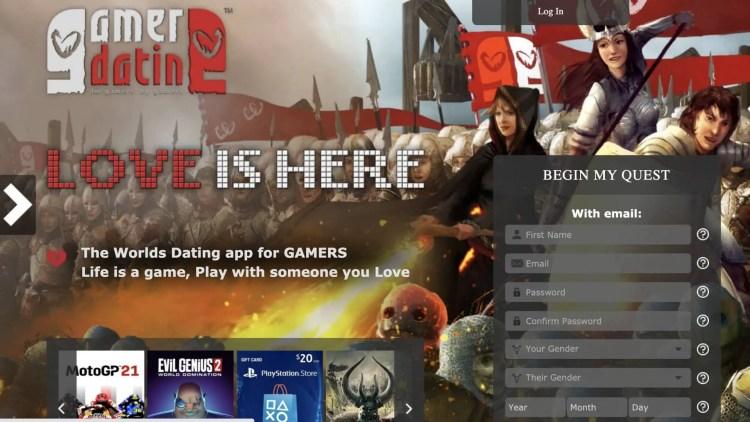 GamerDating Affiliate Program