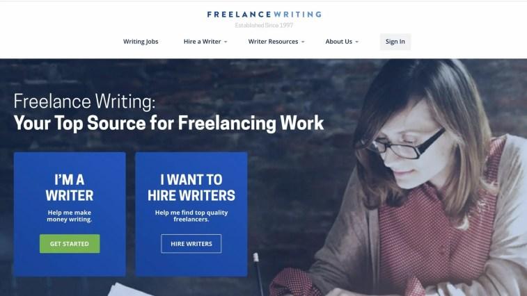 FreelanceWriting.com - HireWriters alternatives