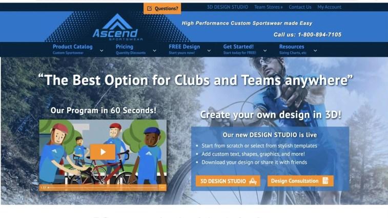 Ascend Sportswear