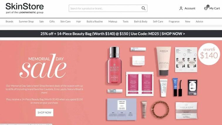 SkinStore Affiliate Program