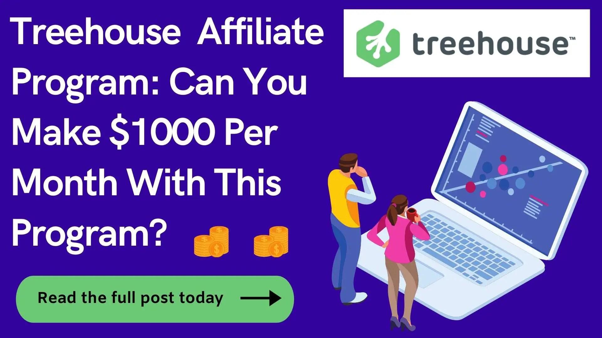 Treehouse Affiliate Program