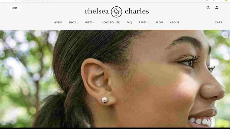 Chelsea Charles affiliate program
