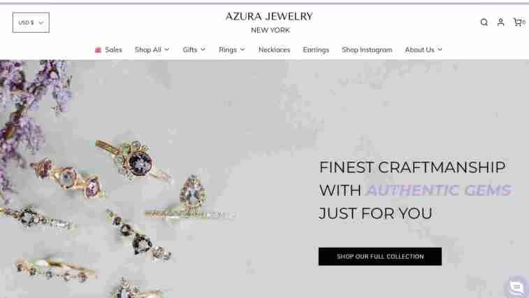 Azura Jewelry affiliate program