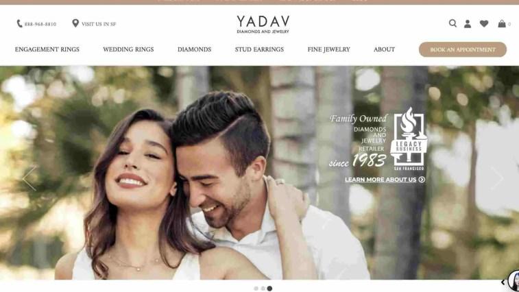 Yadav Diamonds & Jewelry Affiliate Program