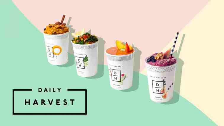 Daily Harvest affiliate program for fast food and smoothies
