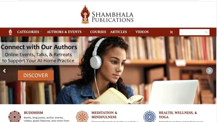 Shambhala Publications Affiliate Program