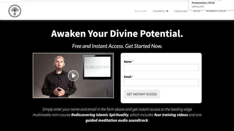Spiritual Excellence affiliate
