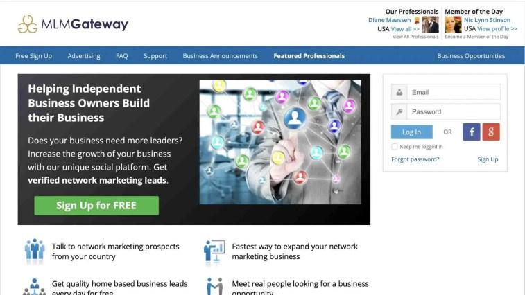 MLM Gateway