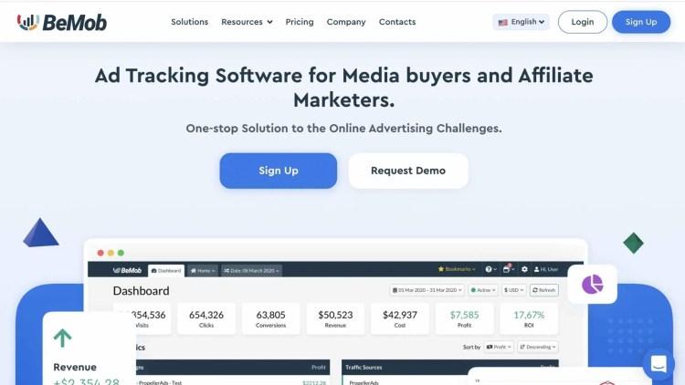 BeMob: ClicMagick alternative