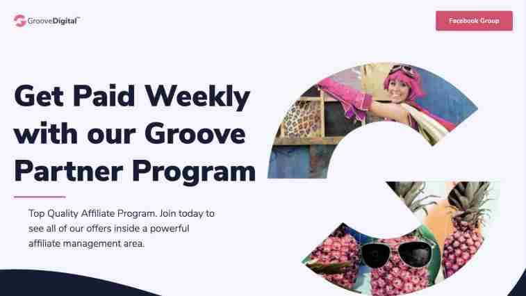 2 Tiered GrooveFunnels Affiliate Program
