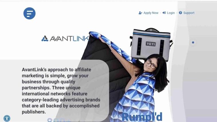 Avantlink: Amazon Associates alternatives