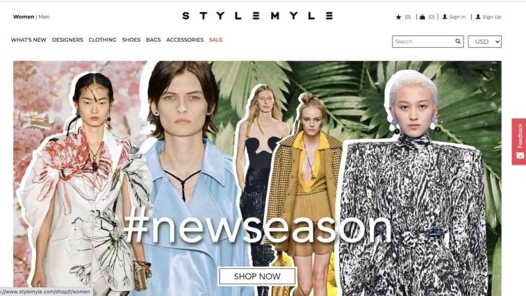 Stylemyle Luxury Fashion Affiliate Program