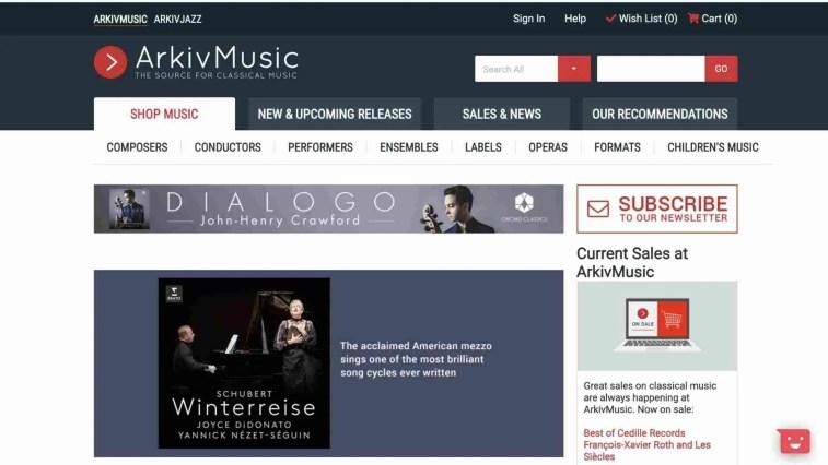 ArkivMusic Affiliate Program