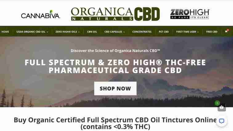 Organica Naturals Affiliate Program