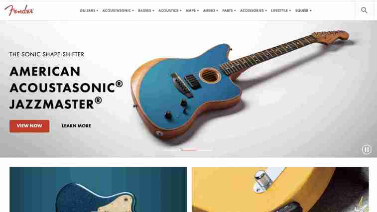 Fender Play Affiliate Program