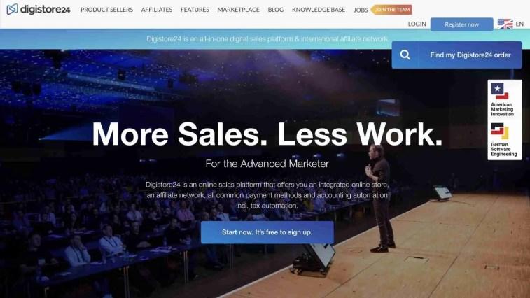 Digistore24: Amazon Associates alternative