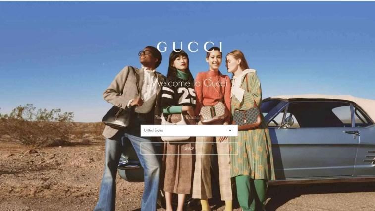 Gucci Luxury Fashion Affiliate Program