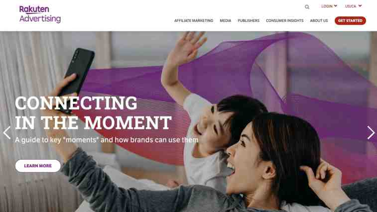 Home page Microsoft affiliate partners