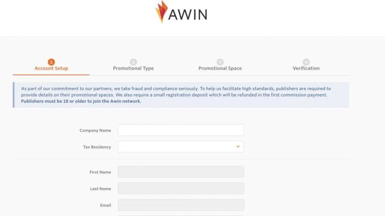 High Paying Amazon Associates Alternatives: Awin