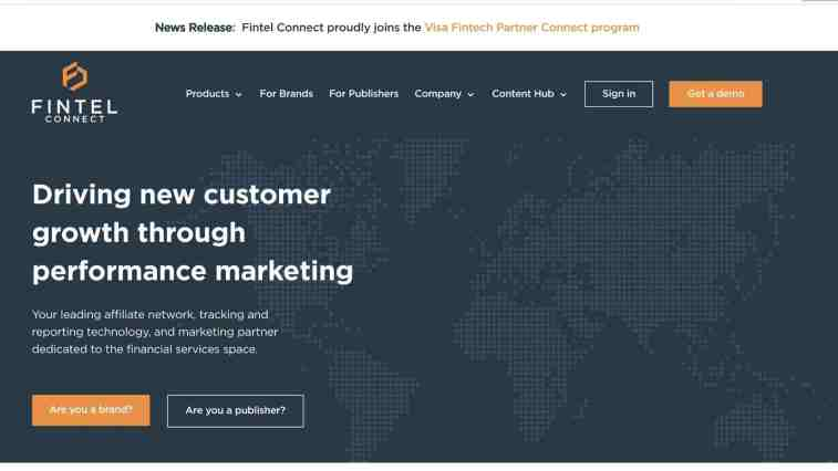fintel loanconnect affiliate program