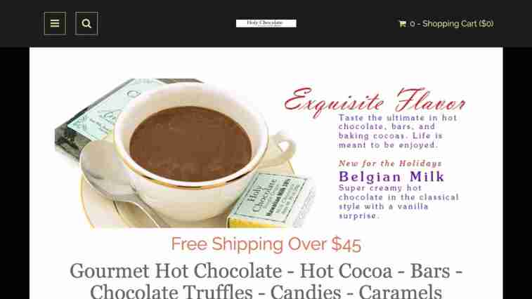 holy chocolate affiliate program