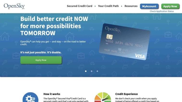 Capital Bank OpenSky Affiliate Program