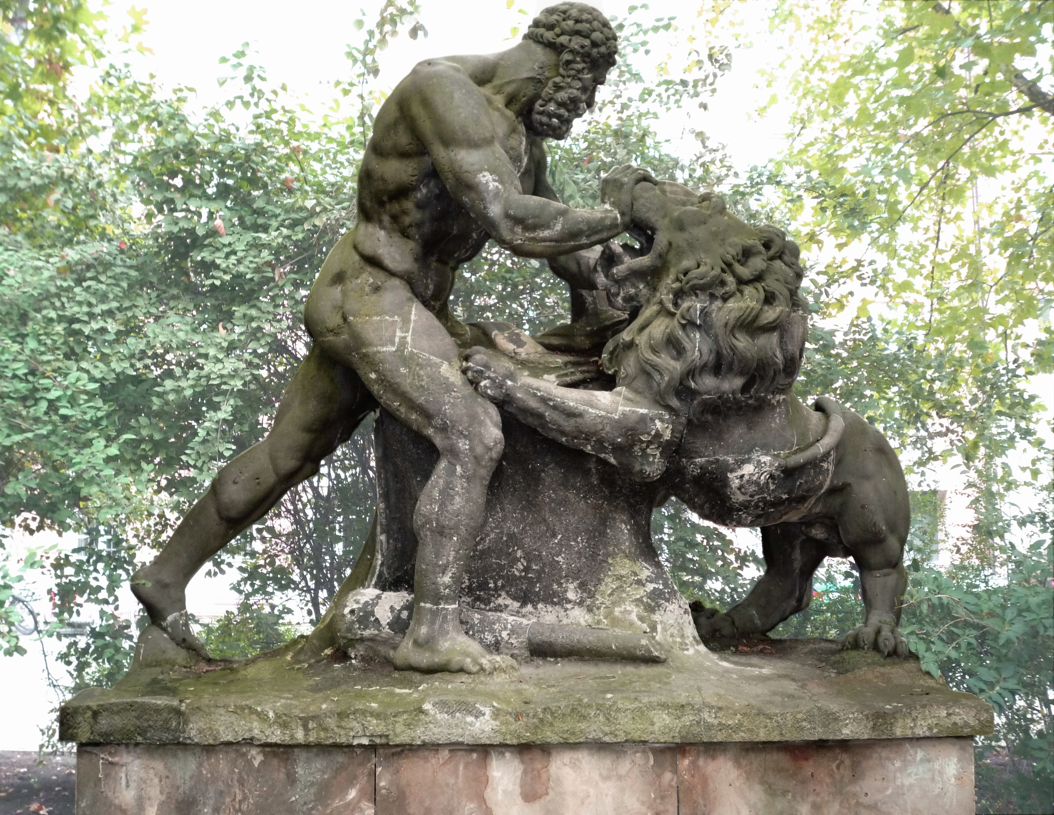 The Meaning Of The Labors Of Hercules According To Dr