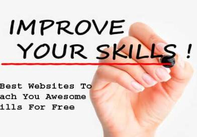 5 Best Websites To Teach You Awesome Skills For Free
