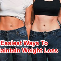 7 Easiest Ways To Maintain Weight Loss