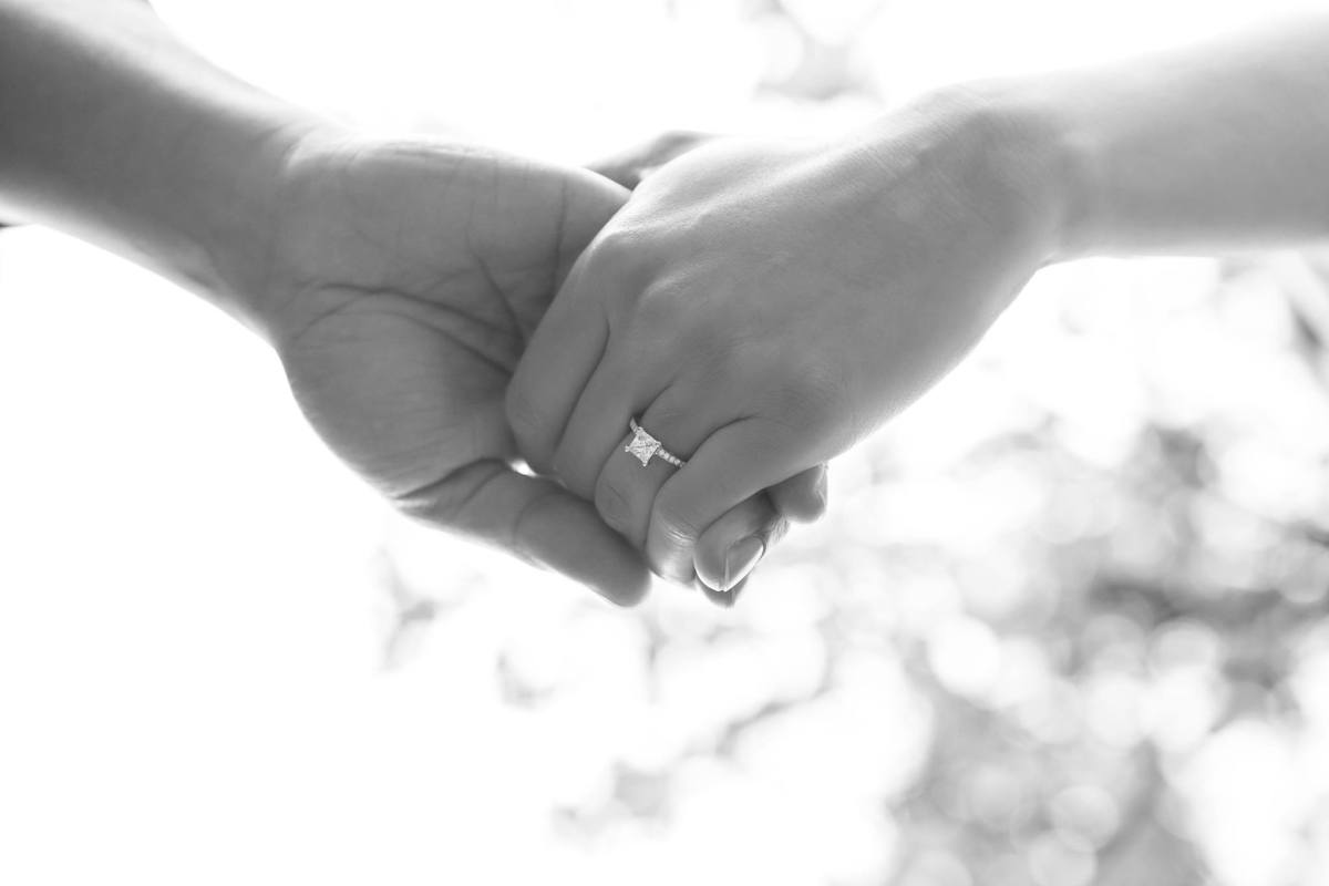 An engagement restored by God