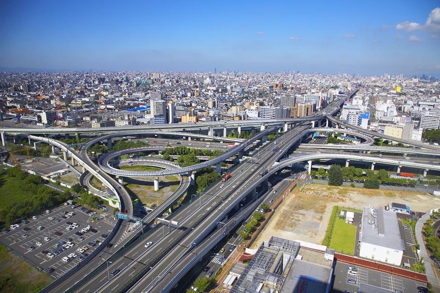 高速道路の災害対策