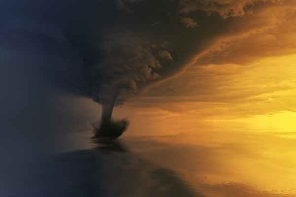 世田谷喜多見在住、台風24号の影響