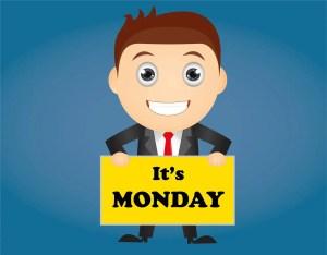 月曜日 イメージ