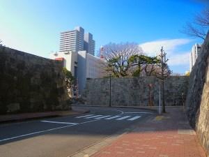 駿府城三ノ丸大手門