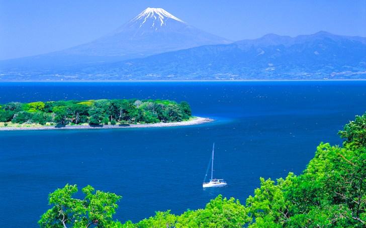 戸田からの富士