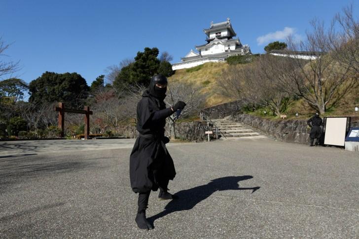 「掛川城戦国おもてなし隊」も活躍中!