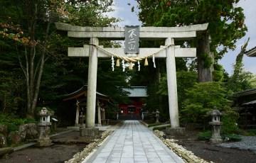富士山東口本宮冨士浅間神社(須走浅間神社)