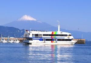 富士山清水みなとクルーズ(清水港遊覧船)