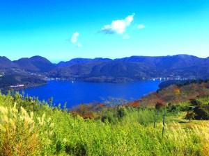 芦ノ湖スカイライン・山伏峠