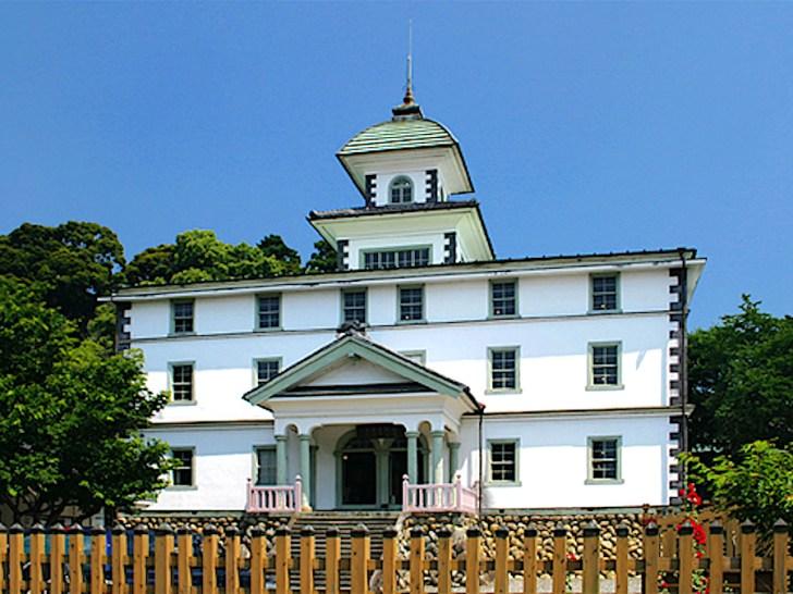 磐田市旧見付学校