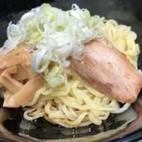 油そば「味の天徳」でランチ。静岡店、大食いチャレンジは賞金1万円