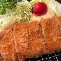 大正亭「精肉店のロースカツ定食」藤枝市の落ち着くランチ