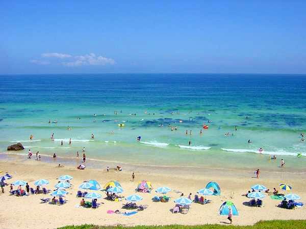 海開き2018!静岡の長浜海水浴場の海開きはいつ?駐車場やアクセスはこちら!
