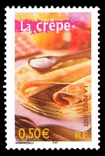 TIMBRES-CREPE